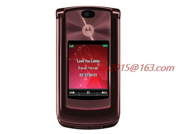 "Refurbished Unlocked Motorola RAZR2 V9 2.2"" Mobile Phone 2MP Cell Phone"
