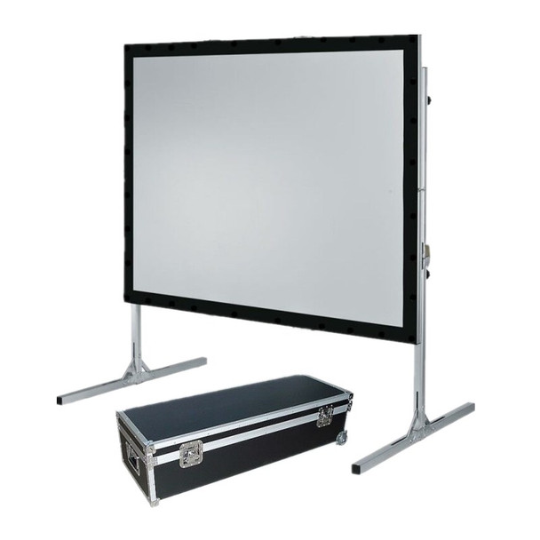 150-inch 4:3, Front/Rear 4K Ultra HD Ready Indoor / Outdoor Projector Screen