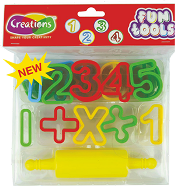 Funtools tools toy art tools set for kids by Creations