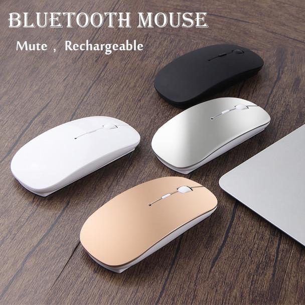 Silent Mice Rechargeable Bluetooth Mouse For CHUWI Hi10 Plus Pro Hi12 Hi13 Hi8 Hi9 Air Vi10 Vi8 Vi7 Surbook mini 10 Laptop