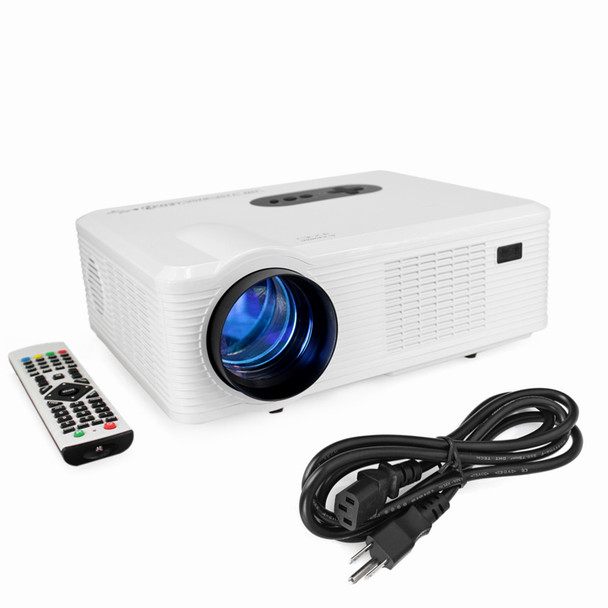 Original CL720 LED Projector 3000 Lumens 1280 x 800 HD LCD Projector Analog TV Interface For Cinema Home Entertainment