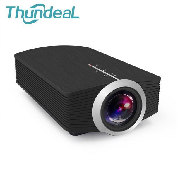 Thundeal Newest YG500/YG500A mini Projector 1080P 1500 Lumens Portable LCD Projector For Home Cinema Free HDMI Cable 3D Glasses