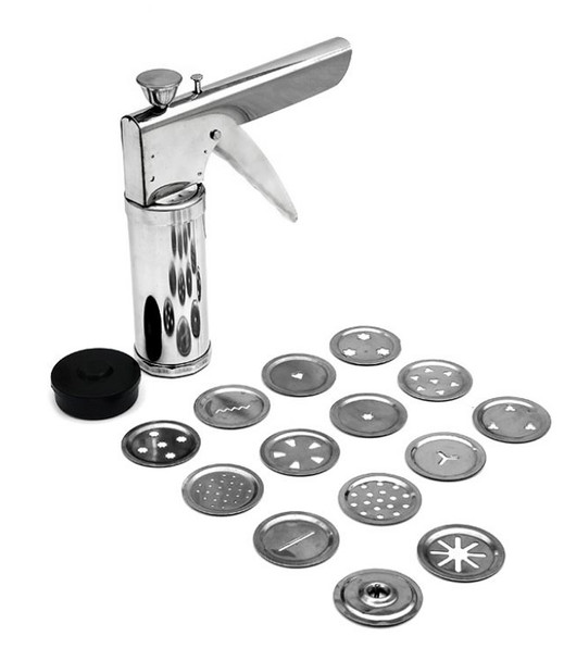 Amiraj Stainless Steel Kitchen Press (15 pcs set)