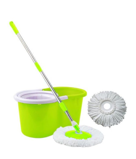 Eco Alpine Magic Spin Mop with Steel Spinner 360 Degree