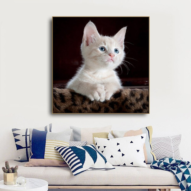 Cats Animals Print Art Canvas Calligraphy & Painting Decoration Pictures Posters For House Living Room Bedroom Home Wall Art
