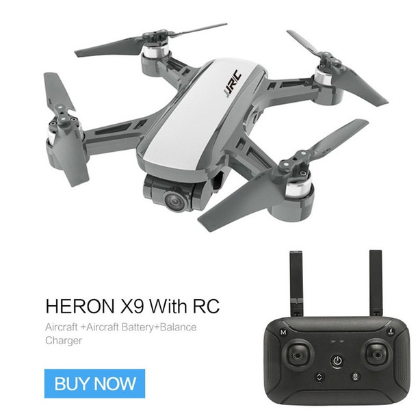 JJRC X9 5G 1080P WiFi FPV RC Drone GPS Brushless Gimbal Flow Positioning Altitude Hold Quadcopter Remote Control Helicopters