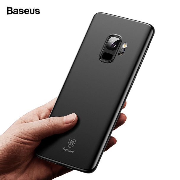 Baseus Luxury Phone Case For Samsung Galaxy S9 S9 Plus Ultra Thin Slim PP Frosted Back Cover For Samsung S9 S9PLUS Coque Fundas