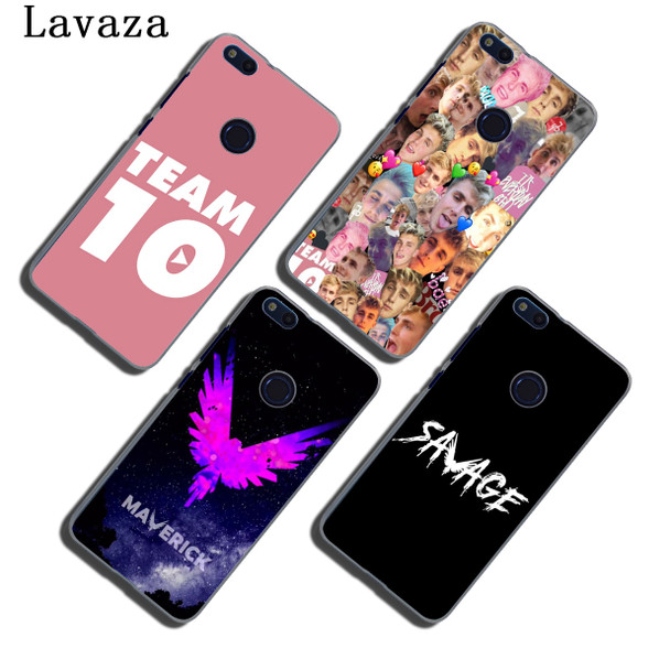 Lavaza logan Jake Paul Team 10 Hard Case for Huawei P30 P20 P10 P9 Plus P8 Mate 20 Pro Lite Mini 2016 2017 P smart 2019 Case