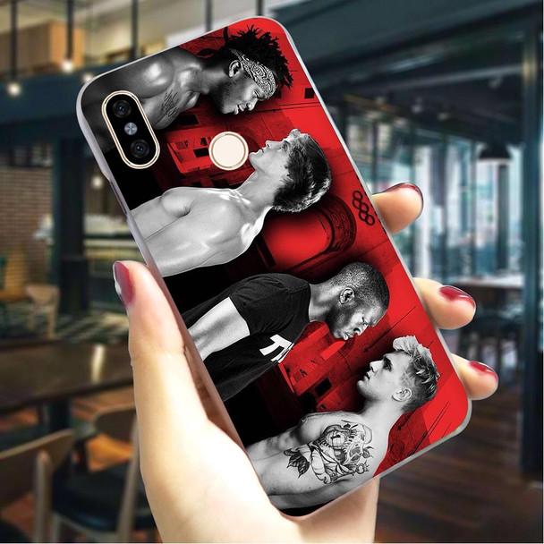 Hard Phone Case for Xiaomi Mi 8 KSI Logan Paul Deji Jake Cover for Xiaomi Mi 6 Covers A1 A2 Lite 8 F1