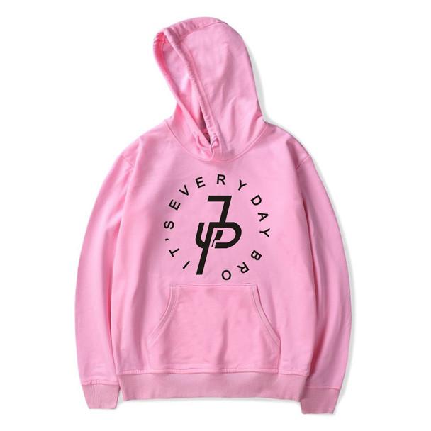 Jake Paul Hoodies Sweatshirt  Men Women Unisex hip hop JPAULERS print Pullover Hooded Sweatshirts Jake Paul plus size streetweas