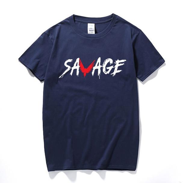 SKU10 Unisex SAVAGE Tee Jake Inspired Paul Team 10 Logan Youtuber T-Shirt New fashion Cotton short sleeve t shirt