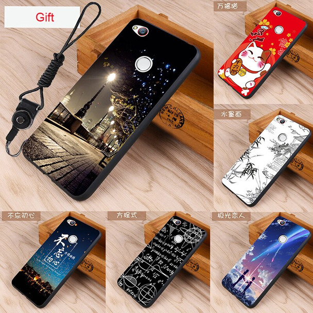 zte nubia z11 mini Case Original Cover for zte nubia z11 mini Case Cover Skin Wolf Fish Skull z11 mini Fundas 100%