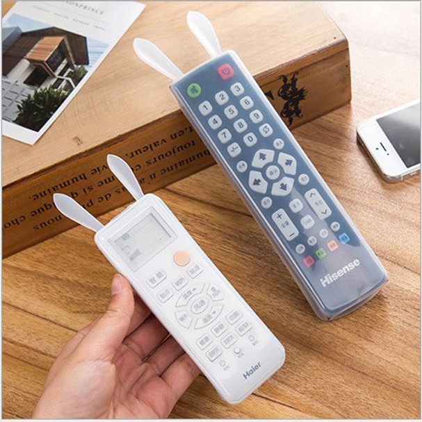 1PC Silicone Remote Control Protective Storage Bag Waterproof Anti-Dust Protector Case Cover For Video Audio TV Air Condition