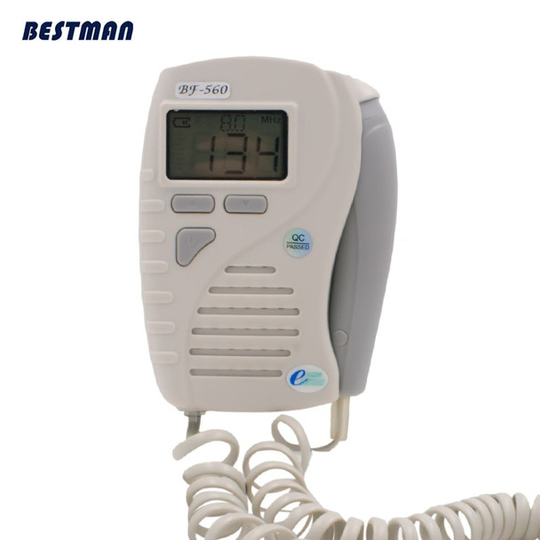 Vascular Doppler 8Mhz Probe Vascular Monitor Blood Flow Detector Ultrasound Portable Home Health Care CTG Tools Blood Meter