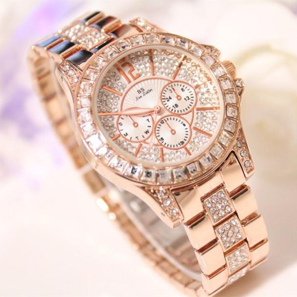 2017 Luxury Creative Women Watches Famous Brands Gold Fashion Design Bracelet Watches Ladies Women Wrist Watch Relogio Femininos