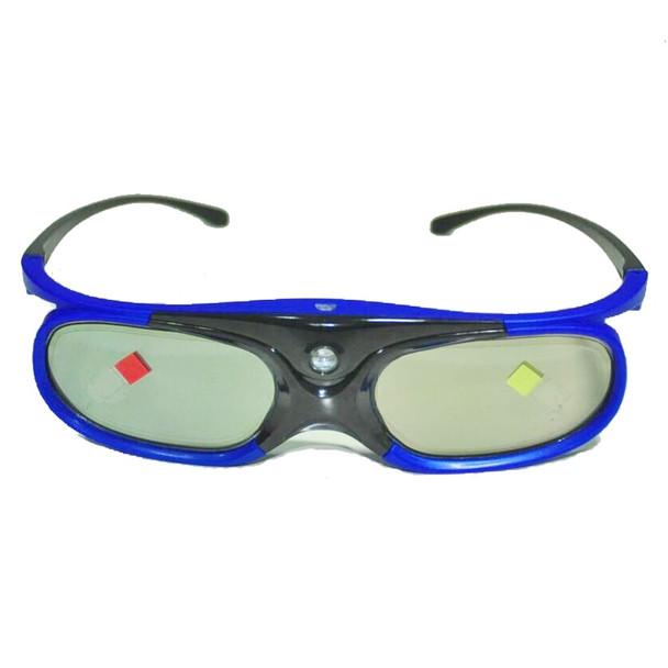 Active Shutter Rechargeable 3D Glasses Support 96/120/144HZ For Xgimi Z3/Z4/Z6/H1/H2 Nuts G1/P2 BenQ Acer & DLP LINK Projector