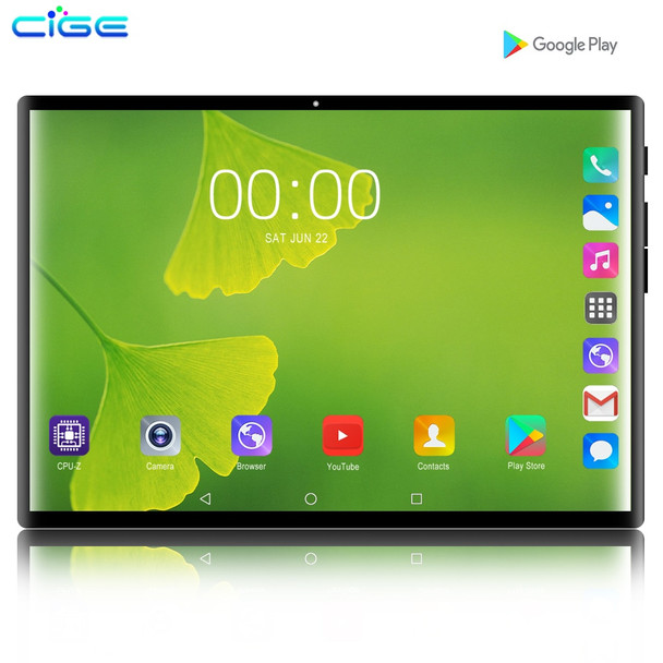2019 New 10.1 inch Tablet PC Octa Core Android 9.0 WiFi Dual SIM Cards 4G LTE Tablets 10.1 6GB RAM 128G Memory Card Gift 10 8 9