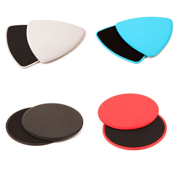 1 Pair Crossfit Gliding Discs Glide Fitness Exercise Core Slider Disc Core Training Workout Sliding Disc Sport Accessories
