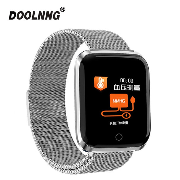 YS18 Smart Watch fitness bracelet activity tracker heart rate/blood pressure smartwatch for ios Android apple iPhone xiaomi