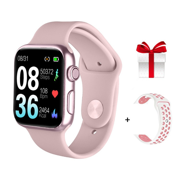 38mm Smartwatch Women PK IWO 11 Pro IWO 12 Pro Smart Watch Waterproof IP68 Heart Rate Blood Pressure Monitor For Iphone Android