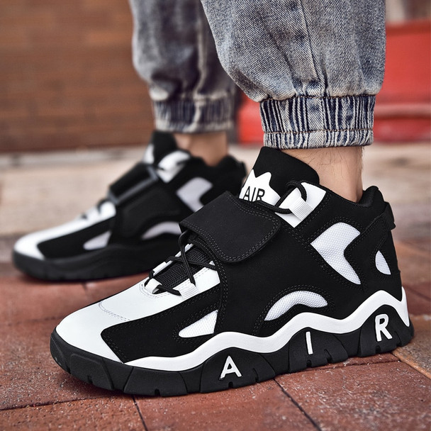 Fires Trend Men Casual Shoes Autumn New Outdoor Non-slip Man Sneakers High Quality Hot Sale Breathable Holes Men Sports Shoes