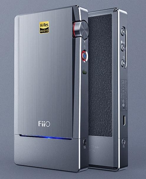 Recommend FIIO Q5 Flagship Bluetooth and DSD-Capable Portable HIFI AMP DSD Decoder MFi USB Sound DAC Amplifier 3800mAh