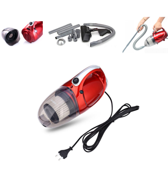 1000w Hand-held Portable Vacuum Cleaner With Dual Purpose Home / Car