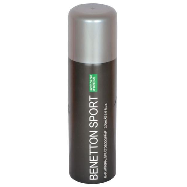 Sport Man Natural Spray Deodorant