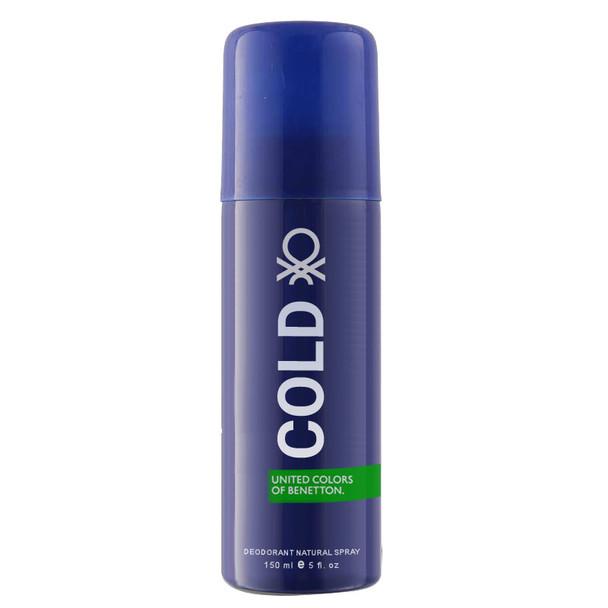 Cold Deodorant Spray - For Men