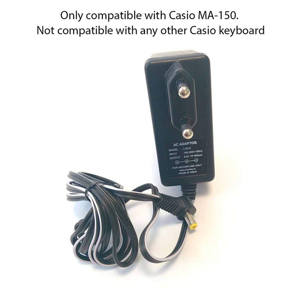 LAD-5 AC 9V Power Adaptor Input AC 185V-250V / Output DC9V
