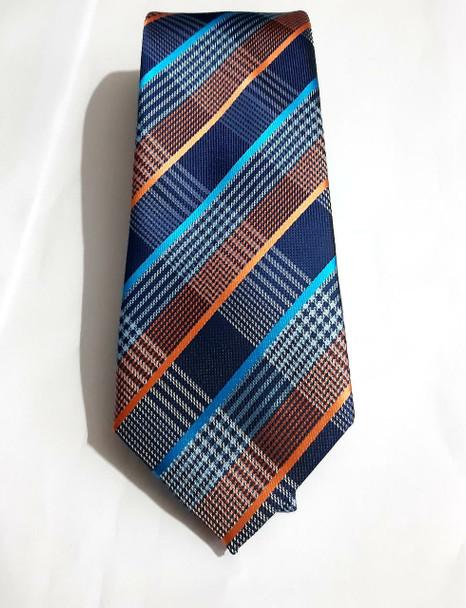 Men Styles 8Cm Silk Ties Fashion Mens Neck Ties Handmade Wedding Tie Business Ties England Paisley Tie Stripes Plaids Dots Necktie Y-56