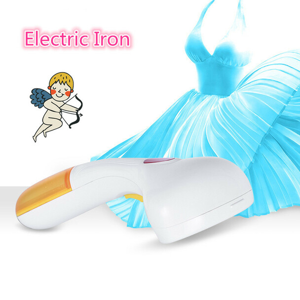 220V Steam Electric Iron Household Mini Clothes Steamers Handheld Garment Steamer
