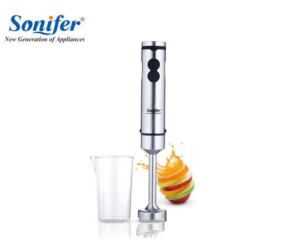 5 speed 304 stainless steel electric food blender mixer kitchen detachable hand blender egg beater vegetable stand blend Sonifer