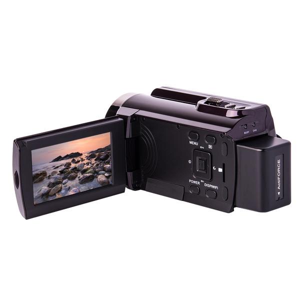 2017 New 3.0 Inch Ultra HD 4K Wifi Wireless Digital Camera 24MP CMOS 1080P Night Version DV Camcorder Video Recorder Camera