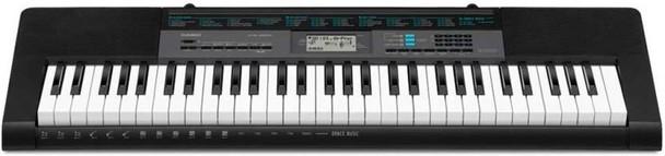 Casio CTK-2550 61 Key Standard Portable Keyboard with Adapter