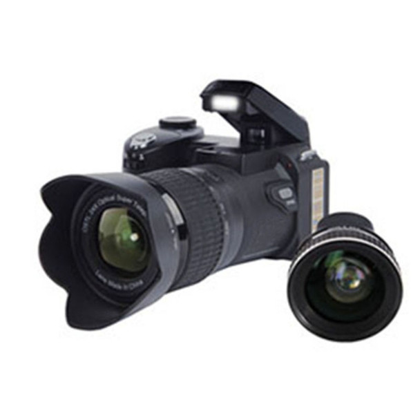 New 33MP Professional Digital cameras Auto Focus Camera SLR Video Recorder 24X Optical Zoom HD LED Headlamp Consumer Camcorder