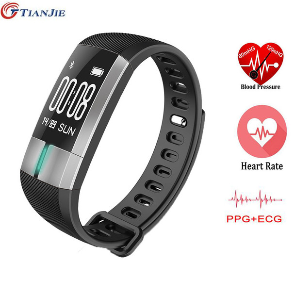Fitness tracker watches blood pressure heart rate monitor smart bracelet fitbit G20 PK mi band 2 fitness bracelet
