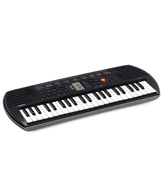 Casio SA-77 Electronic Portable Keyboard 44 keys with Adapter (CASIO SA-77)