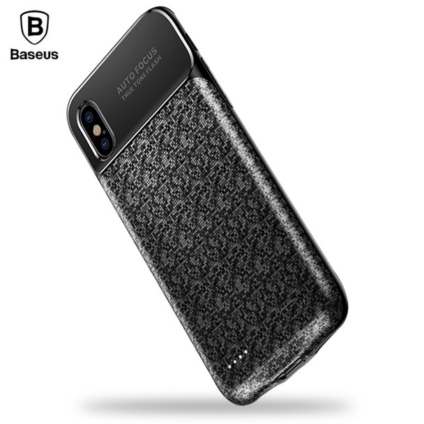 Baseus 3500mAh Battery Charger Case For iPhone X Ultra Slim Portable Power Bank External Backup Charging Cover For iPhone X
