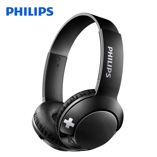100% Original Philips Earphone Wireless Bluetooth Active Noise Cancelling Headset SHB3075 Stereo Headphones With Mic For Phones
