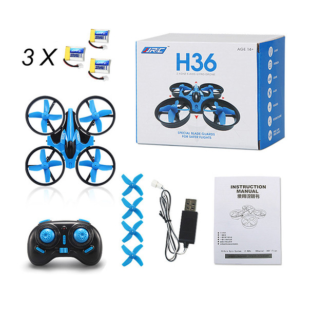JJRC H36 Mini Drone RC Drone Quadcopters Headless Mode Multicopter RC Helicopter VS JJRC H8 Mini H20 Dron Best Toys For Kids