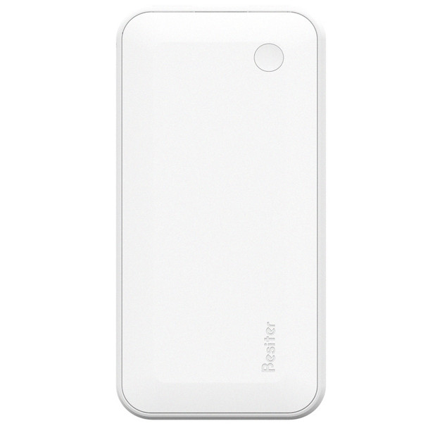 12000mAh Besiter Power Bank External Battery Pack Support Phone Charging For Android and IOS Mobile Phones With LED
