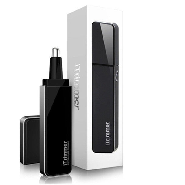 Brand Multifunction Personal Electric Nose Ear Hair Trimmer Removal With LED Light Ultra Modern Design High Qulity