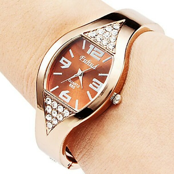 Rose Gold Bracelet Watch Women Watches Rhinestone Women's Watches Ladies Watch Clock montre femme relogio feminino reloj mujer