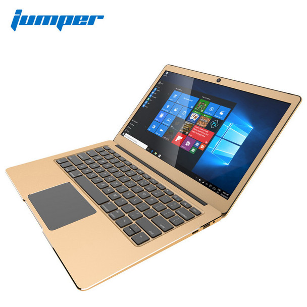 "13.3"" Win10 notebook Jumper EZbook 3 Pro AC Wifi Intel Apollo Lake N3450 6G DDR3 64GB eMMC ultrabook IPS 1920x1080 laptop stock"