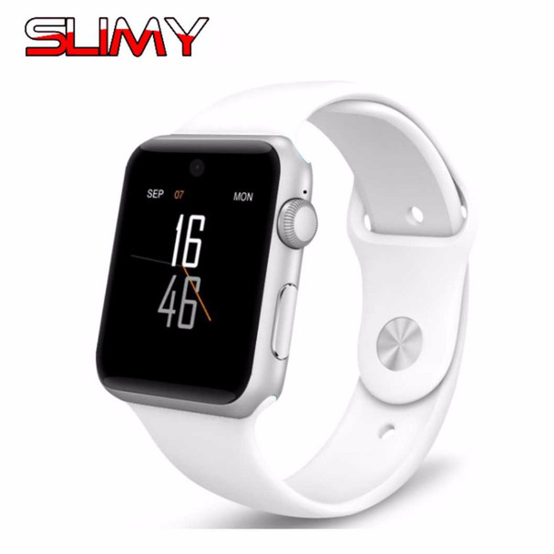 Slimy Bluetooth Smart Watch DM09 IPS Round Screen Life Waterproof Sports Smartwatch for Apple Watch Huawei Android IOS Phones