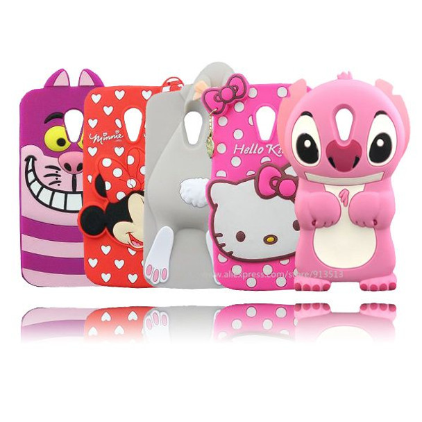 finest selection 25789 afc61 For Motorola Moto G2 Case Cover Cute Hello Kitty Minnie Mouse Stitch Rabbit  Unicorn Phone Back Cases For Moto G2 XT1068 XT1069