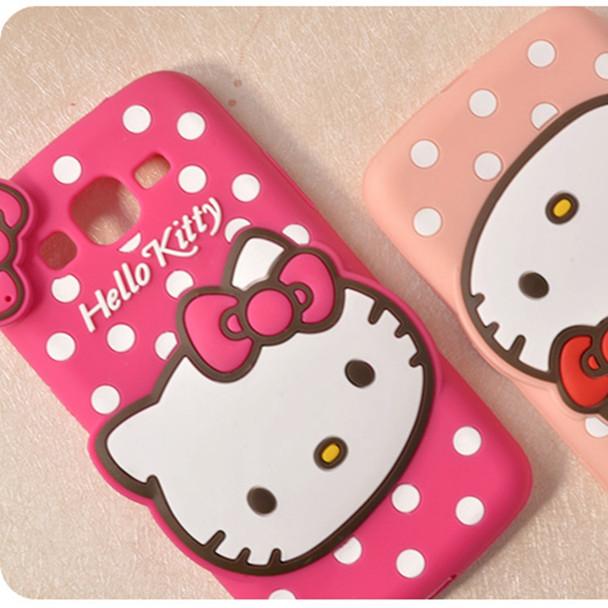 2a39746ea Luxury 3d cute cartoon hello kitty women phone case cover for samsung galaxy  A5 A7 A8 A9 J1 J2 J3 J5 J7 2015 2016 J510 J710