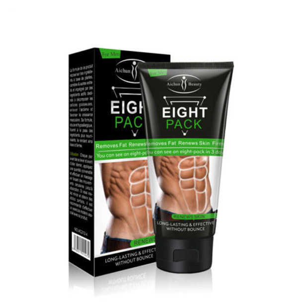 Men Men Slimming Cream Fat Burning Muscle Belly Stomach Reducer Gel Weight Loss Slimming Deodorant Cream
