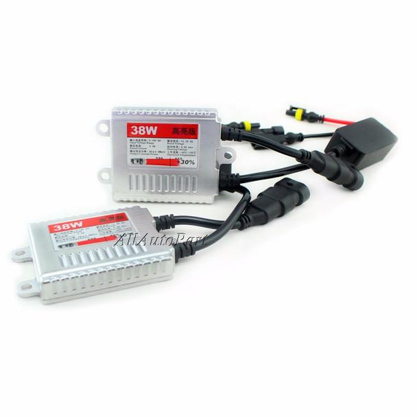 2017 +30%  kit Xenon Hid Kit 38W H4 H1 H3 xenon H7 H8 H10 H11 H27 HB3 HB4 H13 9005 9006 Car light source Headlight bulbs lamp
